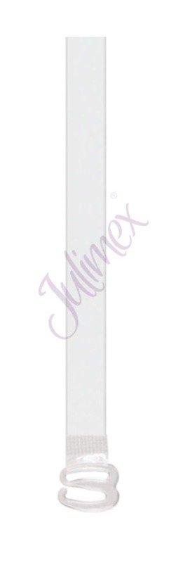 Ramiączka silikonowe Jilimex 8 mm tyransparentne