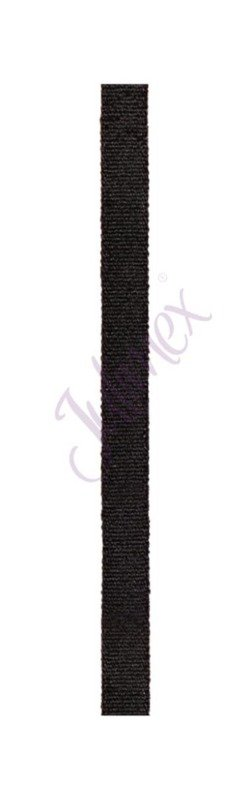 Ramiączka taśma 6 mm Julimex czarne