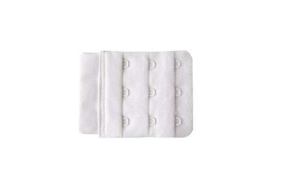 Przedłużka do biustonosza 3 rzędowa Julimex biała