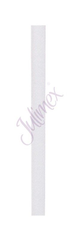 Ramiączka taśma 6 mm Julimex białe